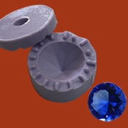 LARGE SILICONE DIAMOND MOLD