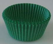 LEAF GREEN MIDI BAKING CUP