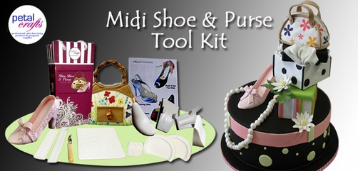 PURSE AND SHOE SETS