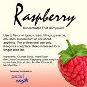 RASPBERRY FRUIT FLAVOR COMPOUND