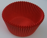 RED MIDI BAKING CUP