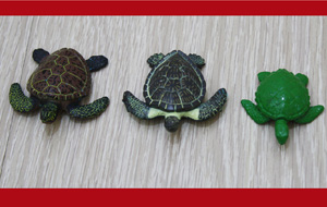 SEA TURTLES SILICONE MOLD
