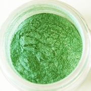 SHAMROCK GREEN LUSTER DUST