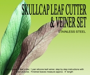 SKULLCAP LEAF CUTTER SET