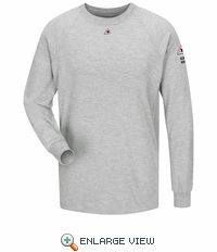 Bulwark Flame-Resistant Long Sleeve Performance T-Shirt - CoolTouch� /></a><br /> <!--Solid Cactus Click to enlarge v3.0.2--> <div id=