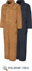 CD32 Blended Duck Insulated Coverall