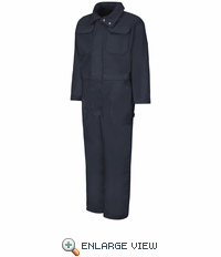 CD32ND Navy Blended Duck Insulated Coverall