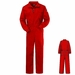 CEB2RD EXCEL- FR� Red Deluxe Coverall