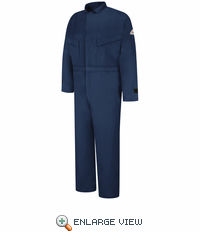 CLZ4 EXCEL FR® ComforTouch® Deluxe Coverall with leg zippers