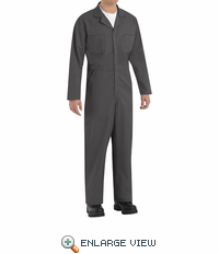 CT10CH Twill Action Back Coverall by REDKAP