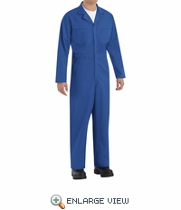 CT10EB Twill Action Back Coverall by REDKAP