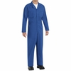 CT10EB Electric Blue Twill Action Back Coverall by REDKAP