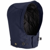 HD20ND Blended Navy Duck Snap-on Hood