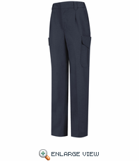 HS2727 Women's 100% Cotton 6-Pocket Cargo Trouser