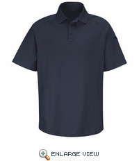 HS5123 Dark Navy Short Sleeve Special OPS Polo