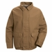 JLB8BD EXCEL- FR� COMFORTOUCH�  Brown Duck Lined Bomber Jacket