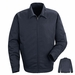JT22NV Navy Slash Pocket Jacket