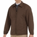 JT50BN Brown Perma-Lined Panel Jacket