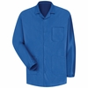 KK26BL Unisex ESD/ANTI-STAT Electronic Blue Counter Jacket