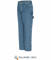 PD80 Loose Fit Cotton Dungaree
