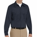 SC30 Long Sleeve Wrinkle Resistant Cotton Shirt (9-Colors)