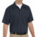 SC40 Short Sleeve Wrinkle Resistant Cotton Shirt(9 Colors)