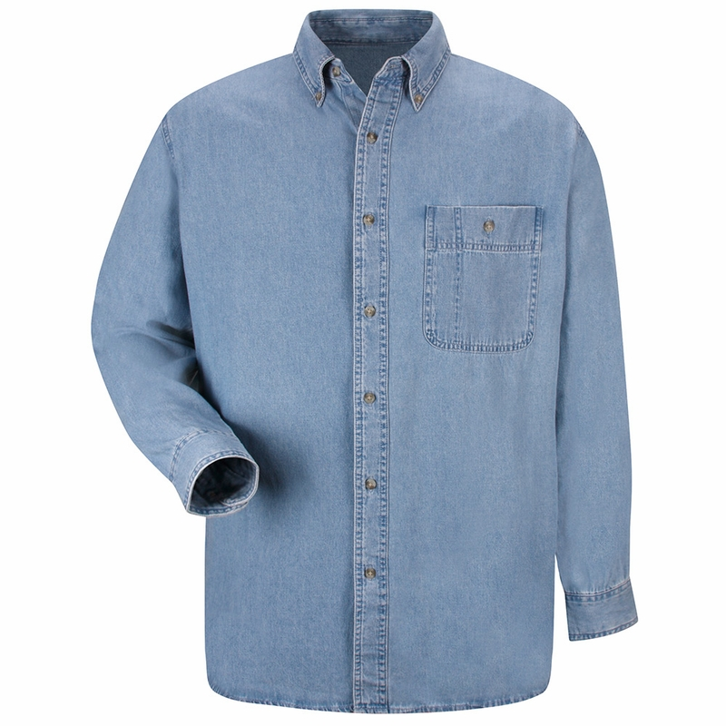 Shop eBay for great deals on Denim Long Sleeve Casual Shirts for Men. You'll find new or used products in Denim Long Sleeve Casual Shirts for Men on eBay. Free shipping on selected items.