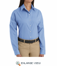 SE33 Long Sleeve Women's Work NMotion� Blouse (3 Colors)