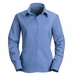 SE33LB Long Sleeve Women's Light Blue Work NMotion� Blouse