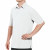 SK90WH Men's Customer Facing Professional White Polo