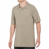 SK92TN Male Active Performance Tan Polo