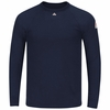 SMT4 Flame-Resistant-Power Dry� FR Long Sleeve Tagless T-shirt