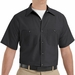SP24 Men's Short Sleeve Industrial Work Shirt (21 Colors)