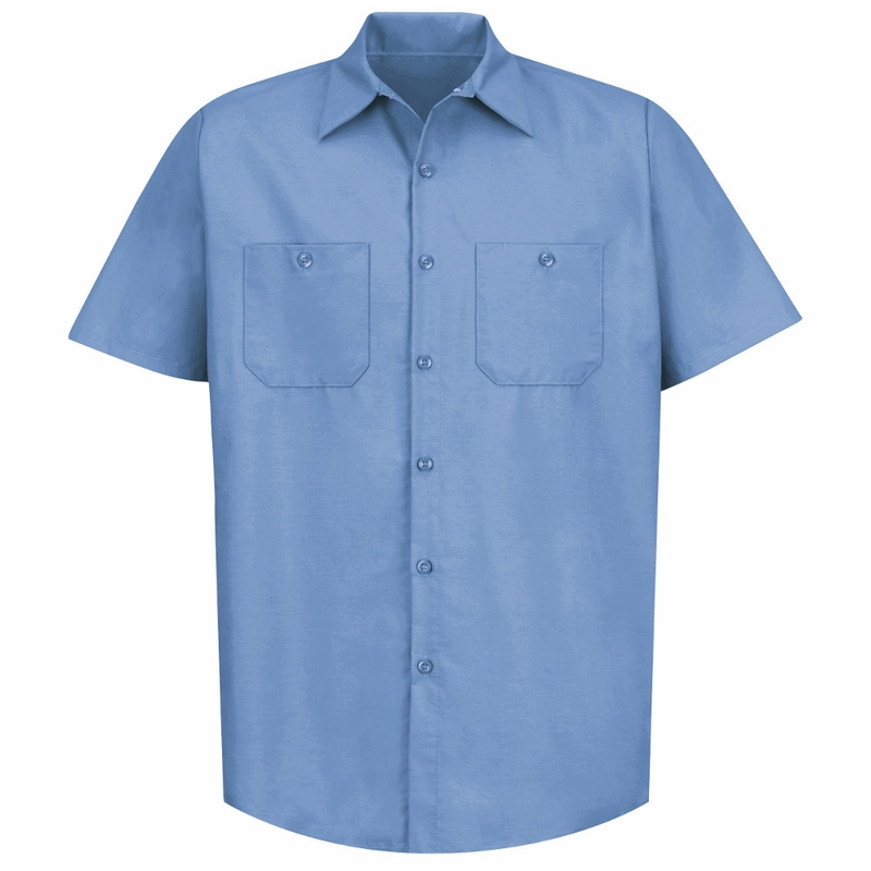 Blade + Blue short sleeve shirts are made in USA. I work with master craftsmen whose family has been making shirts since the 's.