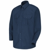 SP56NV Long Sleeve Navy Sentinel® Basic Security Shirt