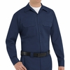 ST52NV Long Sleeve Navy Utility Work Shirt (formerly Big Ben)
