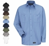 Wrangler Long Sleeve Workshirt -WS10