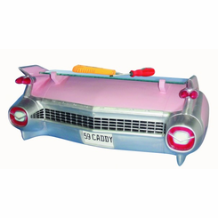 1959 Cadillac 3-D Rear Wall Shelf