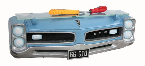 1966 Pontiac GTO Wall Shelf - Click to enlarge