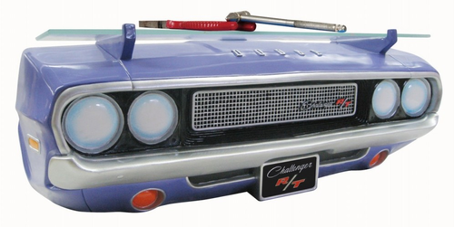1970 Dodge Challenger Wall Shelf - Click to enlarge