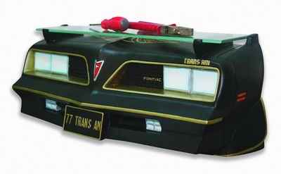 1977 SE Pontiac Trans AM Car Wall Shelf for SALE - Click to enlarge
