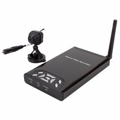 2.4 Wireless Color Camera w/ DVR Reciever