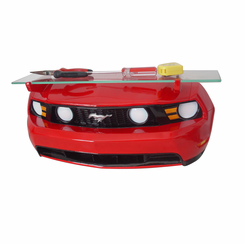 2010 Ford Mustang Car Wall Shelf