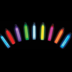 "Bulk - 4"" Glow Sticks (4-6 hours) (Qnty50)"