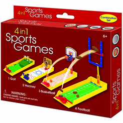 4 in 1 Sports Games Pack