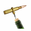 50 Caliber Bullet Corkscrew Bottle Opener