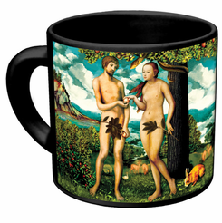Adam and Eve Mug