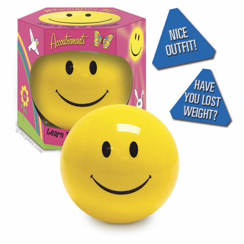 Affirmation Ball - Click to enlarge