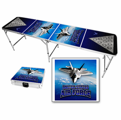 Air Force F22 Pong Table