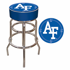 Air Force Padded Bar Stool